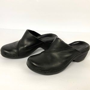 Patagonia Better Clogs Black Mules Size Womens 6